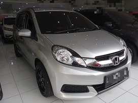 Honda Mobilio 1.5 S Manual /Mt 2014 Low Km+ Pajak baru