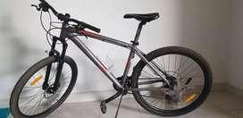 Sepeda Thrill cleave 1.0, ukuran L
