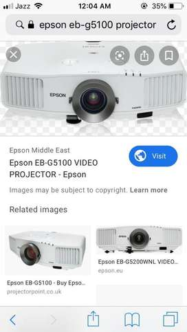 Epson Video Projector