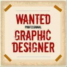 Need graphic designer .