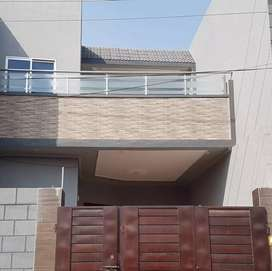5 Marla ground portion available for rent in Y block New Multan