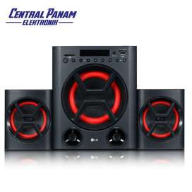 LG LK72B BASS BLAST+ POWERFUL SURROUND 2.1cH Central Panam Elektronik