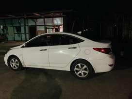 Hyundai Verna 2012 Petrol Good Condition