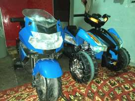 I am selling  heavy duty battery four wheeler and heavy bike four kids