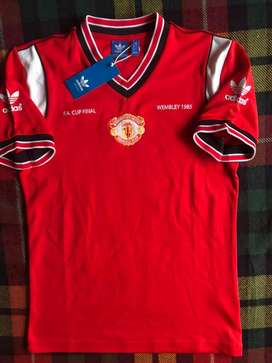 Jersey Manchester United Retro