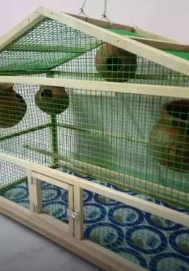 New cage for sale at 2000