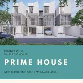 Rumah Mewah Plus Kolam Renang