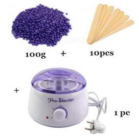 Pro Wax Machine with Free Wax Beans Free Sticks