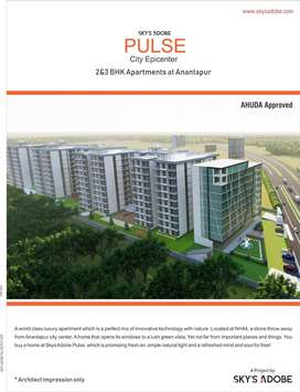 buy a luxury flat at very affordable price in our anantapur