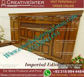 Double bed set beautiful sofa dressing dinning table Center wardrobe