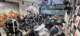 SUPERBIKES ALL BRANDS AT OUR SHOWROOM SUZUKI TRIUMPH Harley Davidson
