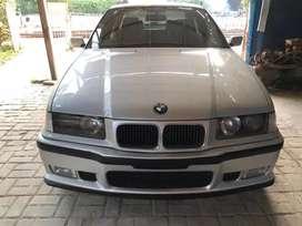 BMW E36 M43 Tahun 96 no PR Major