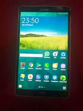 SAMSUNG TAB SM-T 705 Ram 3GB/16GB jaringan 4G mulus