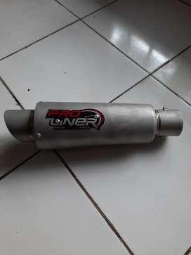 Knalpot Proliner CBR/CB/Sonic