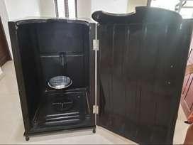 Steam bath cabinet