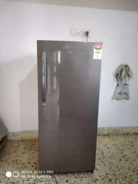 Haier (195 liters) under warranty