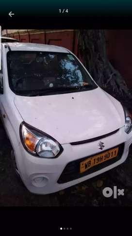 Driver wanted for Maruti Alto.