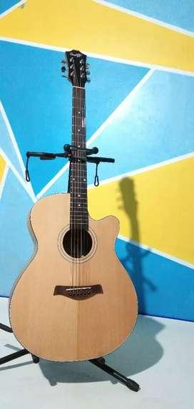 Gitar cowboy gwc235na original, baru