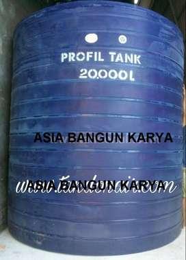 Tandon Air PROFIL TANK Plastik20.000L