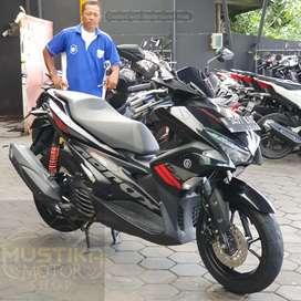 AEROX VVA 155 2017 N Malang Barang Super Istimewan Zaky Mustika