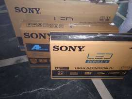 Full hd 42 inches with current latest version and warranty