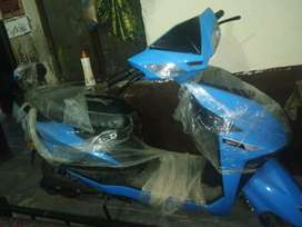Automatic... new condition.. bettry charging