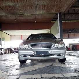 Mercedes Benz C240 W203 Mercy Silver