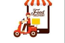 Online food deliver