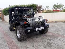 Modified jeepa