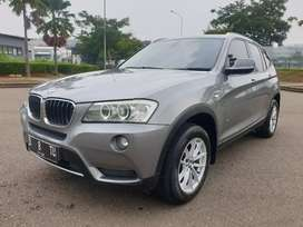 Bmw X3 Xdrive20D 2011 Panoramic Sangat Terawat No Malfunction