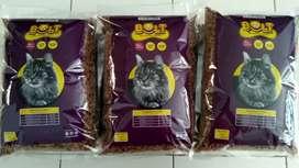 Jual Makanan Kucing BOLT Repack 900gram