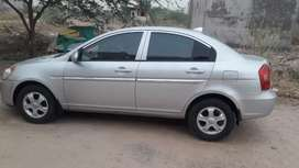 Hyundai Verna 2009 Diesel 78500 Km Driven