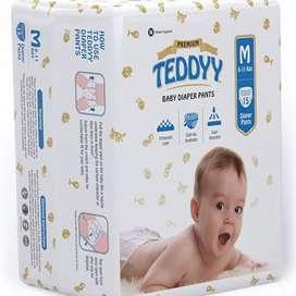 Teddyy premium pants diaper