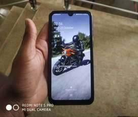 Samsung M30s new phone bought 20 days before with original bill & box