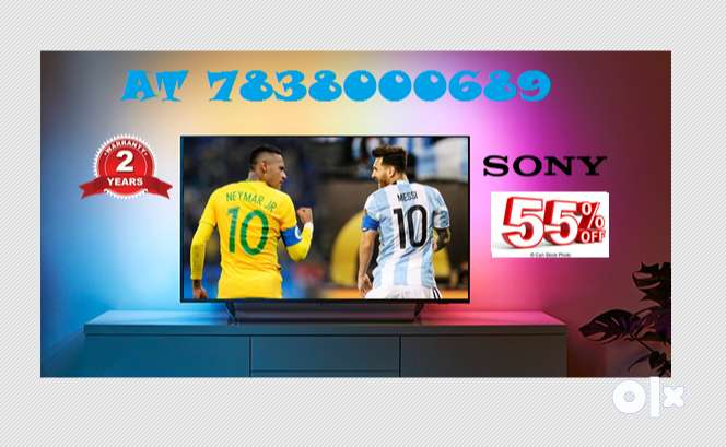 32'' SMART LED TV 8299/- WITH 2 YEAR WARRANTY + INSTALLATION ! 0