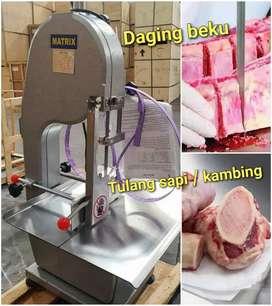 Promo Mesin Potong Tulang/Daging Beku Murah
