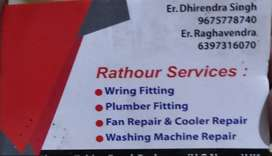 Repairng Home services all assoseries