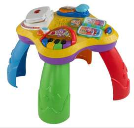 Fisher Price Laugh And Learn Puppy And Friends LearningTable