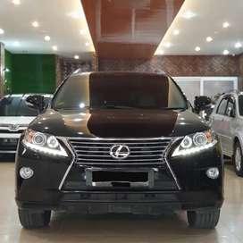 ISTIMEWA Lexus RX270 2012 tt fortuner crv pajero xtrail cx5 cx9 hrv
