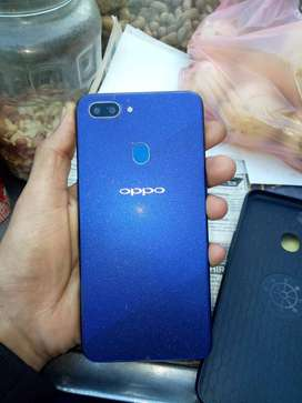 Oppo a5 4 32 full accessories