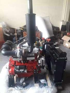 Engine Mesin Diesel ISUZU 4JB1 4JB1 - TURBO Pompa Hydrant