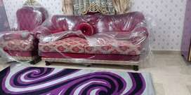 Osam look sofa seat