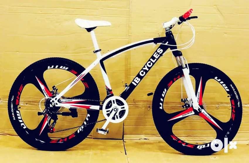 NEW NON FOLDING CYCLE MAC WHEEL AVIALABLE