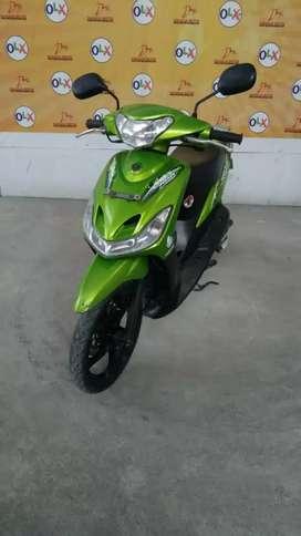 Yamaha Mio Tahun 2011 DR 4870BW (Raharja Motor Mataram)