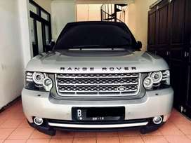 Range rover vogue 4.4 super charge 2004 facelift 2012 lampu LED semua