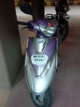 Scooty For Sell.