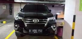 Toyota fortuner VRZ Th 2016 mulus istimewa