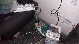Ceragem 9 ball jade stone projector massager