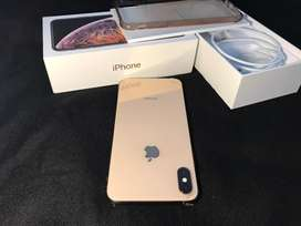 Iphone XS max 256 GB Golden