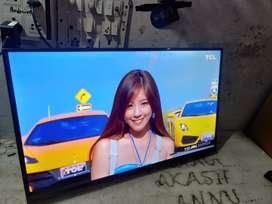 "32"" smart led tv // brand new Aiwa seal pack led tv"
